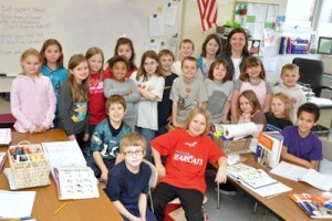 Endeavor Elementary School!
